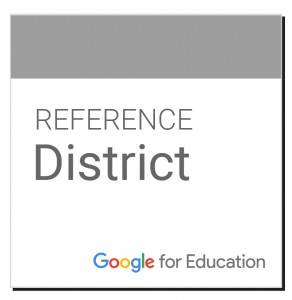 Google Reference District Badge